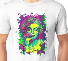 GAUDY AMERICANA - blonde bombshell Unisex T-Shirt