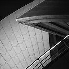 Sydney Opera House II by Megan Raphael