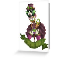 Duela Dent Greeting Card
