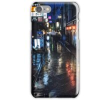 Gion darkness #1 iPhone Case/Skin