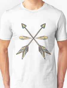 Hand drawn boho arrows T-Shirt