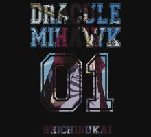 Dracule Mihawk  by Saitama 67
