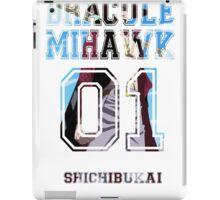 Dracule Mihawk  iPad Case/Skin