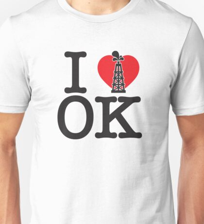 I Drill OK Unisex T-Shirt