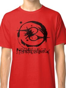 Severed Scissors Logo Classic T-Shirt