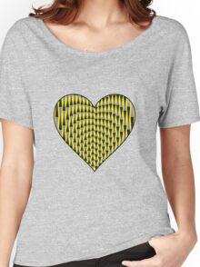 Up & Down Heart Women's Relaxed Fit T-Shirt