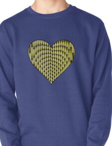 Up & Down Heart Pullover