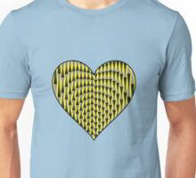 Up & Down Heart Unisex T-Shirt