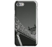 New York City's Queensboro Bridge iPhone Case/Skin