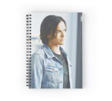 Caleb Rivers Spiral Notebook