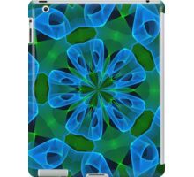 abstract soft pedals iPad Case/Skin