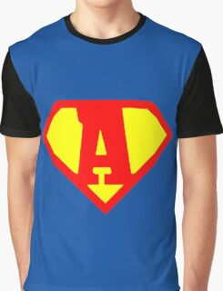 Super A Graphic T-Shirt