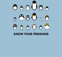 Know Your Penguins Unisex T-Shirt