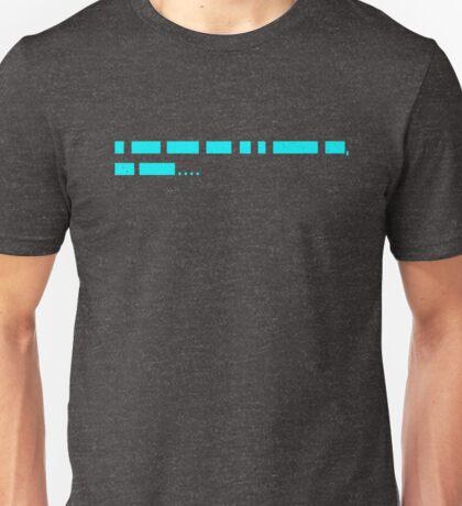 A Long Time Ago In a Galaxy Far, Far Away.... Unisex T-Shirt