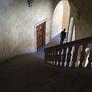 Flight of steps by Fabio Procaccini
