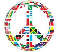 World Peace Love by MrAnthony88