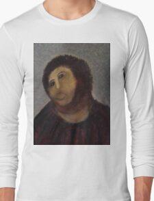 Ecce Homo, Spanish Fresco Restoration Botch T-Shirt