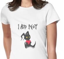 "I am not ""Heartless"" Womens Fitted T-Shirt"