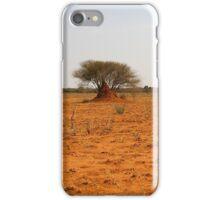 INto The DEafening Silence iPhone Case/Skin