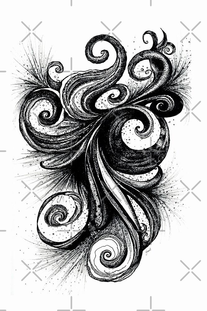 Circumvolution by Danielle Scott