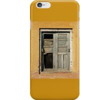 Ancient Doorway iPhone Case/Skin