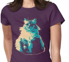 Mittens the Mosi: BOSS Womens Fitted T-Shirt