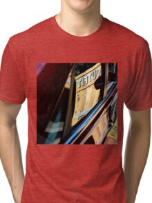 Not Quite A Woodie Tri-blend T-Shirt