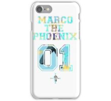 Marco The Phoenix  iPhone Case/Skin