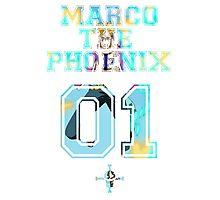 Marco The Phoenix  Photographic Print
