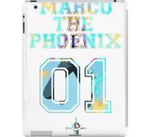 Marco The Phoenix  iPad Case/Skin
