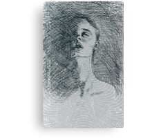 Voice. Canvas Print