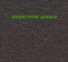 Weed Racing Gamer T-Shirt