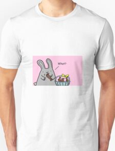 Easter Bunny Cannibal T-Shirt