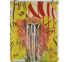The Laughter. iPad Case/Skin