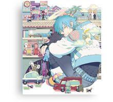 Dramatical Murder  Canvas Print