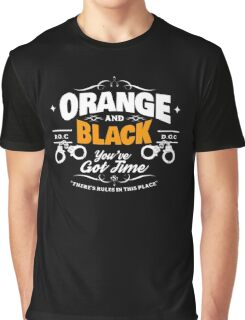 Orange is the new black Graphic T-Shirt