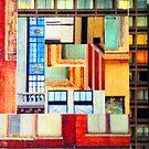 Furnished room patchwork  by SofiaYoushi