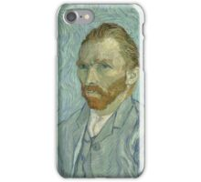 Vincent Van Gogh - Self-Portrait 2, 1889 iPhone Case/Skin