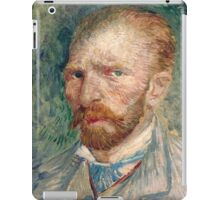 Vincent Van Gogh - Self-portrait 2, 1887 iPad Case/Skin