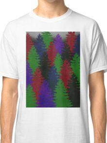 Dark Trees Classic T-Shirt