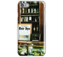 Hair Dye iPhone Case/Skin