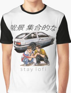 Initial LoFi Graphic T-Shirt