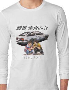 Initial LoFi Long Sleeve T-Shirt