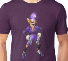 Crotch Chop Waluigi Unisex T-Shirt