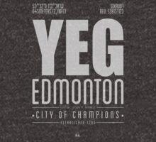 YEG - Edmonton by RoufXis