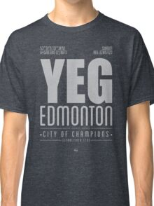 YEG - Edmonton Classic T-Shirt