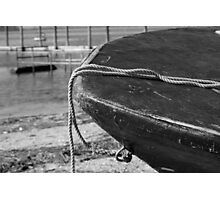 When The Bow Breaks Photographic Print