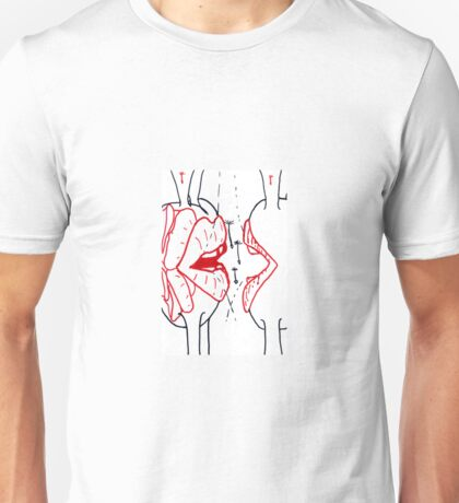 Sewing the Seed of Love Unisex T-Shirt