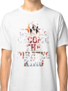 Luffy Quote One Piece Classic T-Shirt