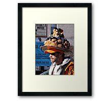 Groundhog gathering Framed Print